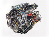 Engines  Lancia 831AB.024 wallpapers