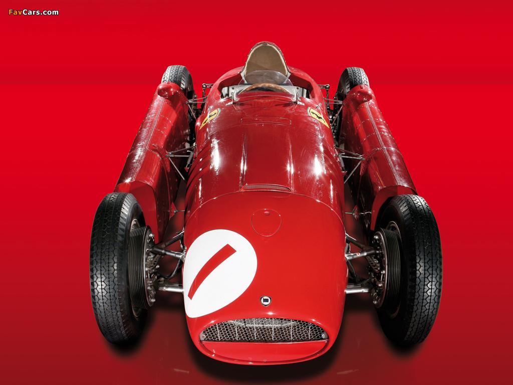 Images of Ferrari Lancia D50 Formula 1 1954–56 (1024 x 768)