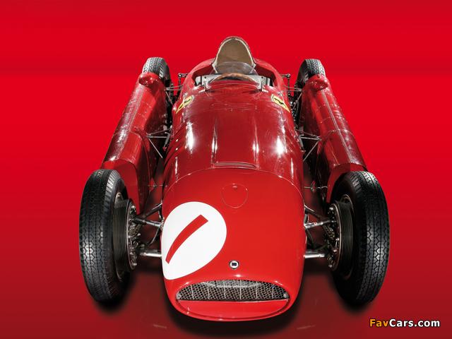 Images of Ferrari Lancia D50 Formula 1 1954–56 (640 x 480)