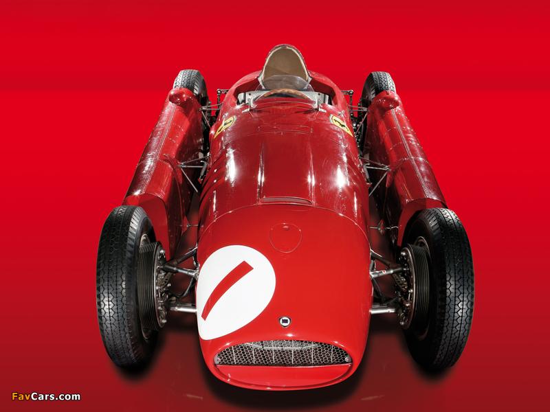Images of Ferrari Lancia D50 Formula 1 1954–56 (800 x 600)