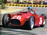 Ferrari Lancia D50 Formula 1 1954–56 wallpapers
