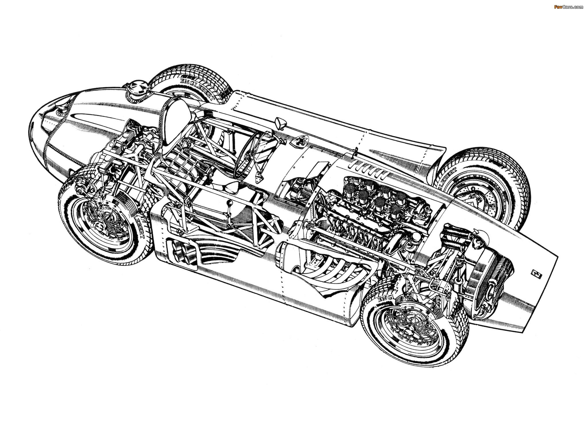 Lancia d50 formula 1 195456 images ferrari lancia d50 formula 1 195456 images vanachro Gallery