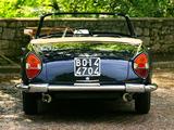Lancia Flaminia Convertible (824) 1959–63 pictures