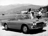 Lancia Flaminia 3C Convertible (826) 1963–65 wallpapers