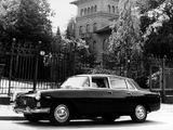 Pictures of Lancia Flaminia Berlina (826) 1963–70
