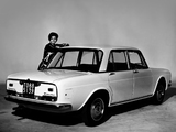 Pictures of Lancia Flavia Berlina (819) 1967–71