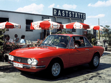 Images of Lancia Fulvia Coupé 1600 HF Lusso (818) 1970–73