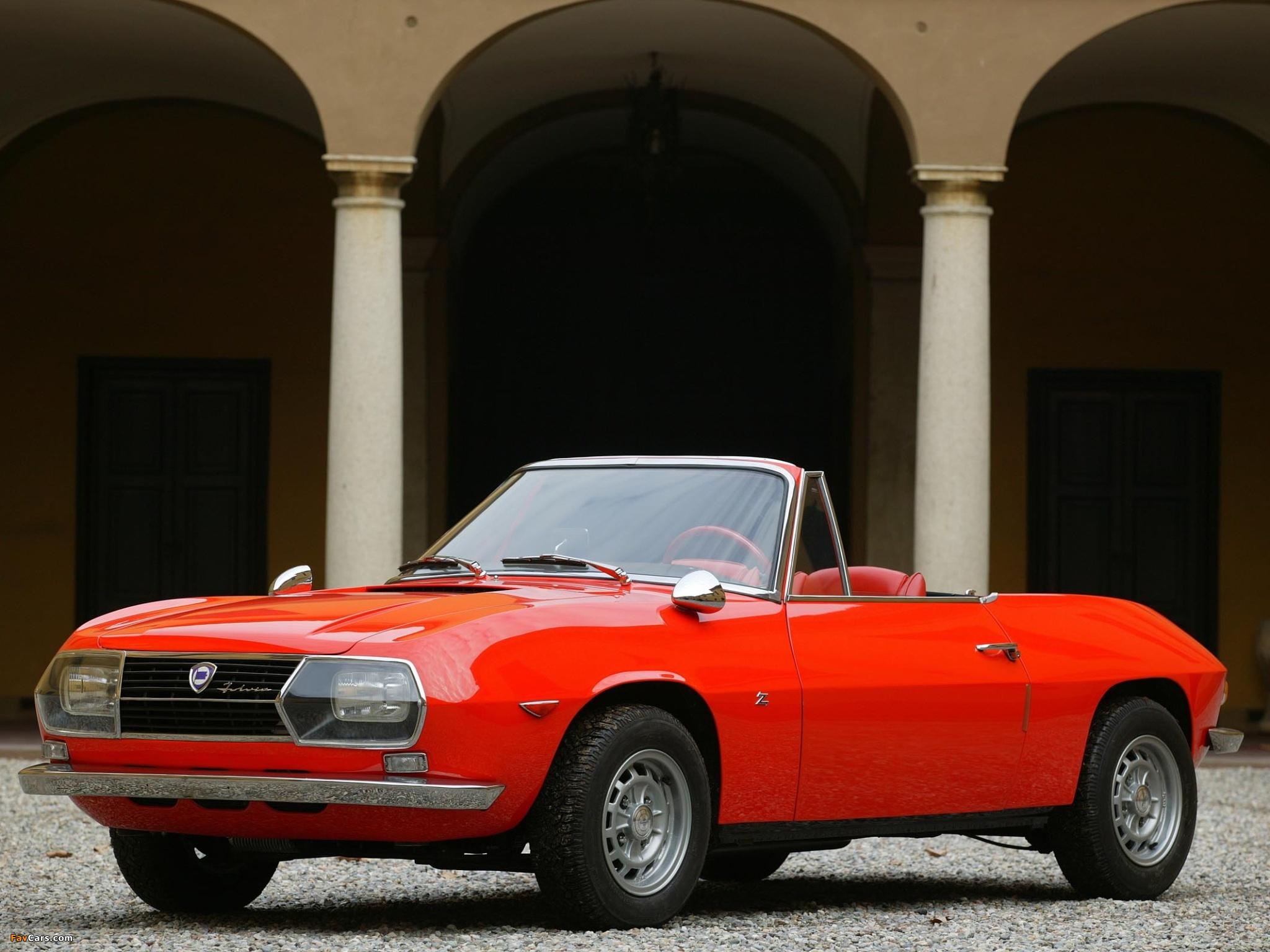 Vere Lancia Race and Rally Preparation Restoration of Flavia Fulvia Coupé and Zagato Competizione!