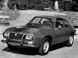 Lancia Fulvia Sport 1600 (818) 1971–72 pictures
