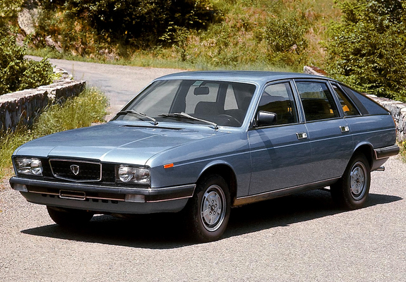Images of Lancia Gamma Berlina (1 Serie) 1976–80