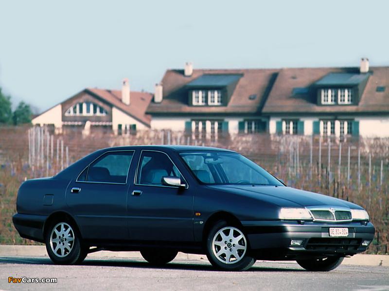 Lancia k 1994–2000 images (800 x 600)