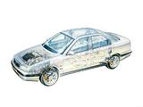 Lancia k 1994–2000 images