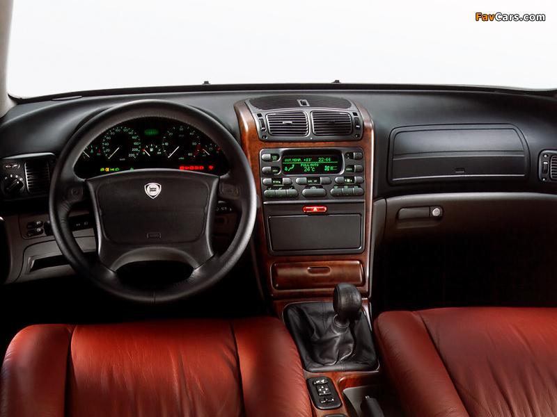 Lancia k 1994–2000 photos (800 x 600)