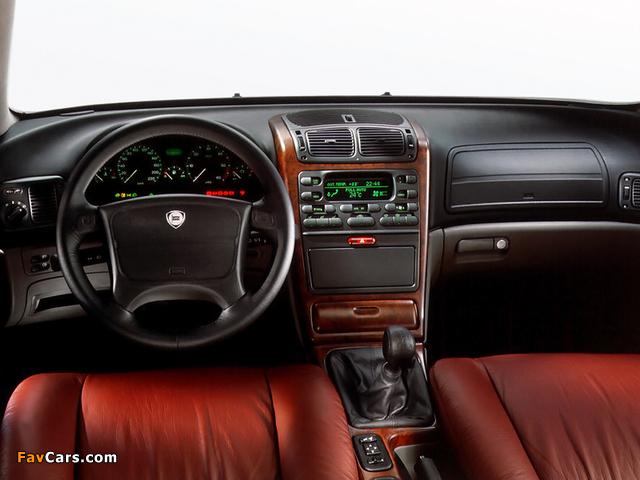 Lancia k 1994–2000 photos (640 x 480)