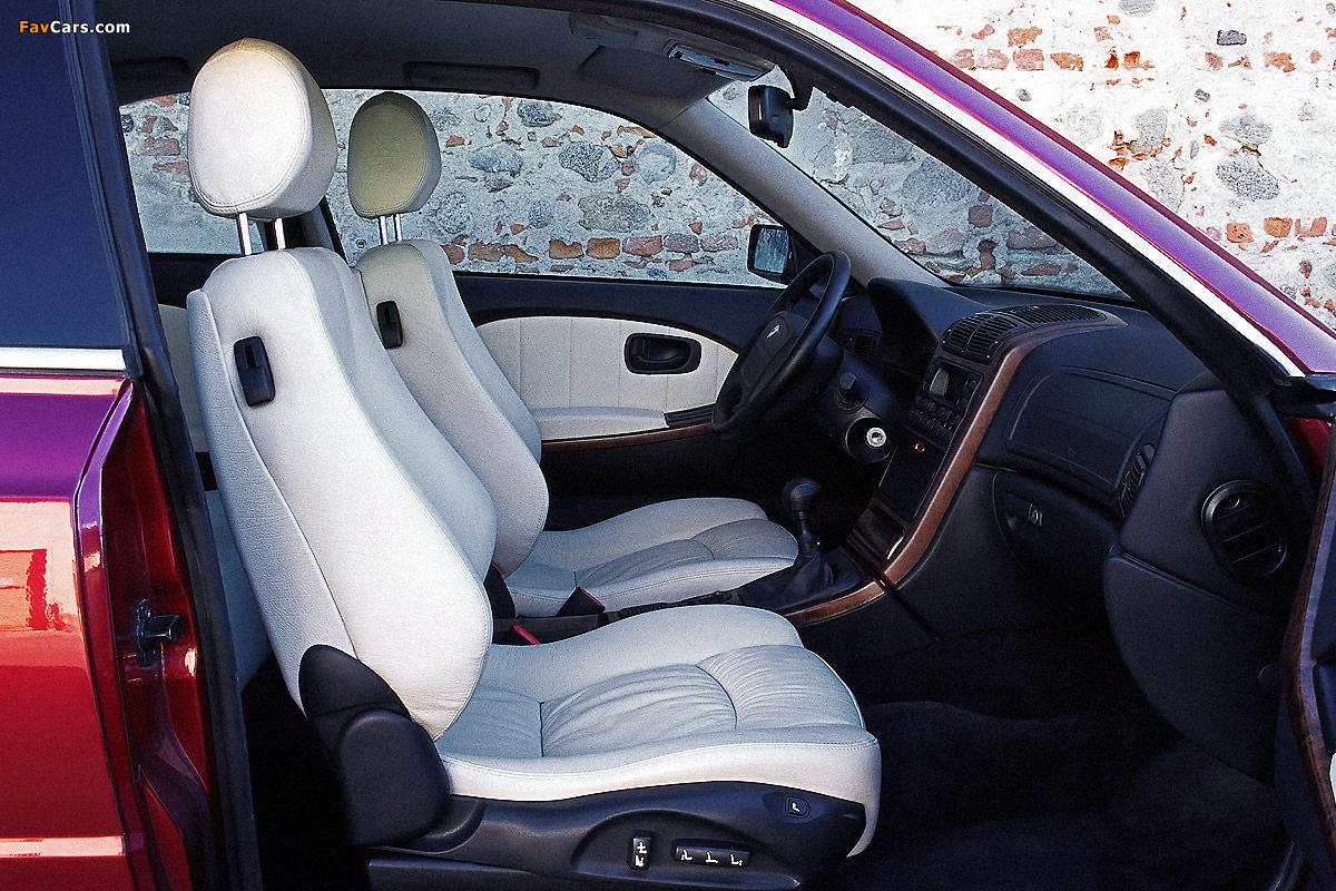 Lancia k Coupé (838) 1997–1998 images (1200 x 800)