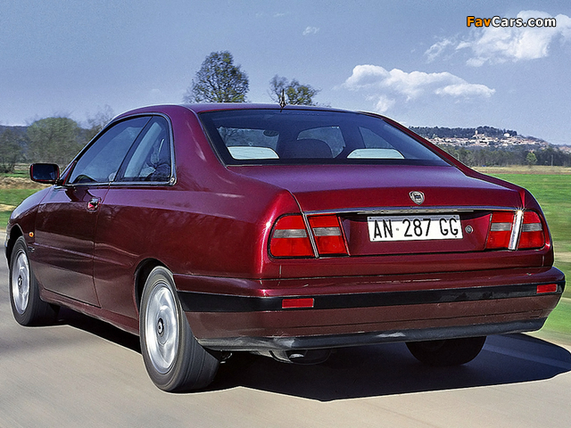 Lancia k Coupe 1997–2000 pictures (640 x 480)