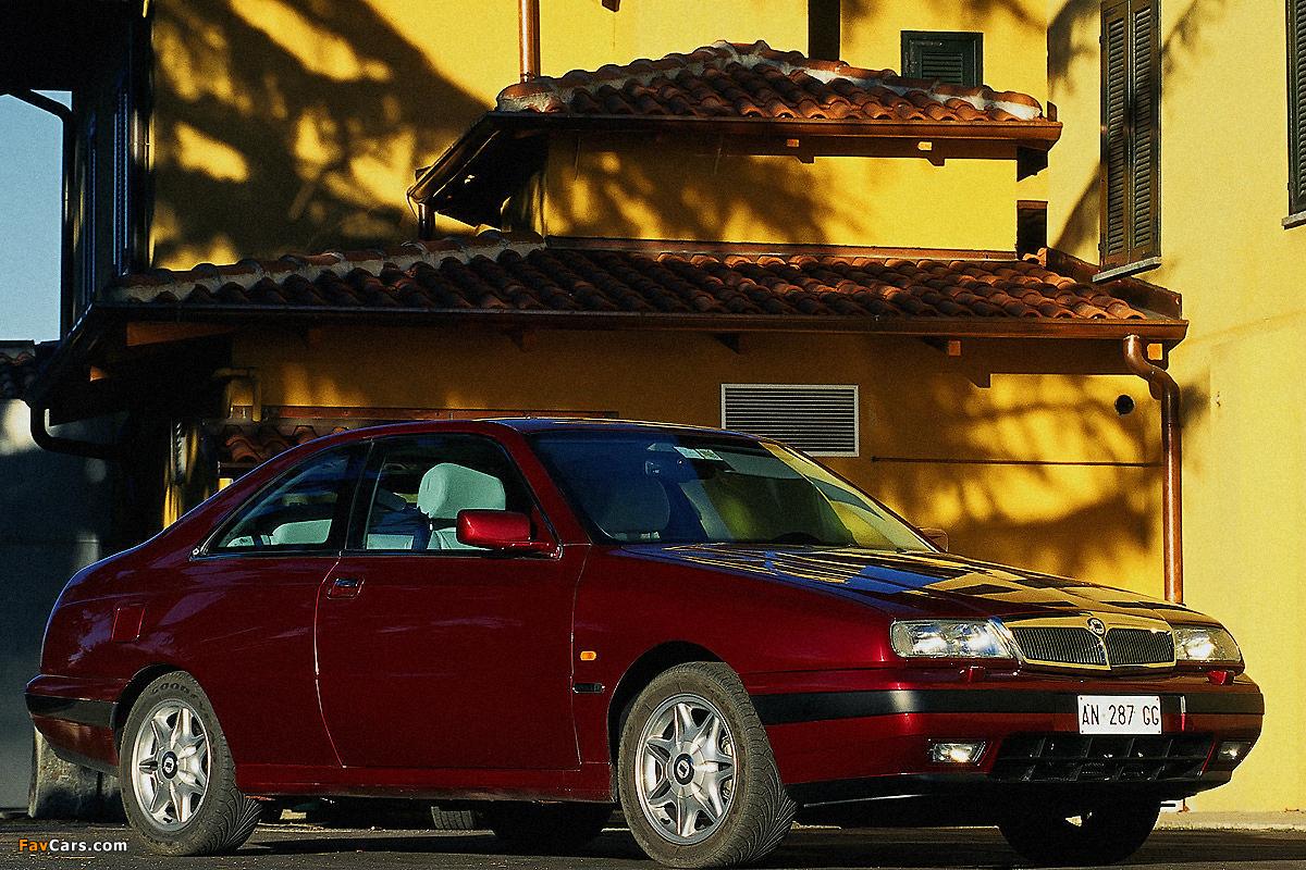 Lancia k Coupé (838) 1997–1998 pictures (1200 x 800)