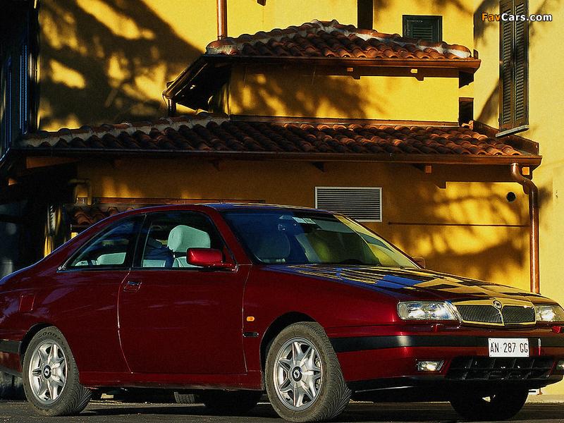 Lancia k Coupé (838) 1997–1998 pictures (800 x 600)