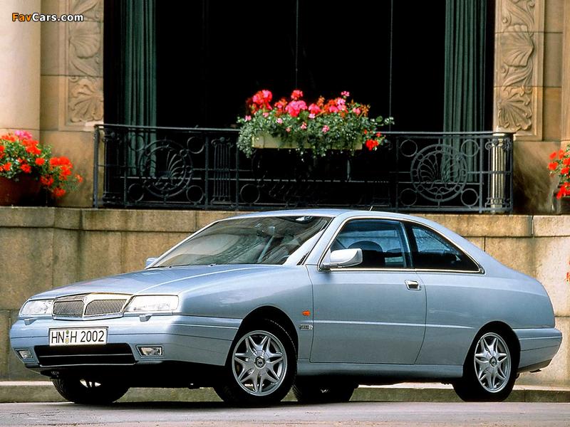 Lancia k Coupé (838) 1998–2000 photos (800 x 600)