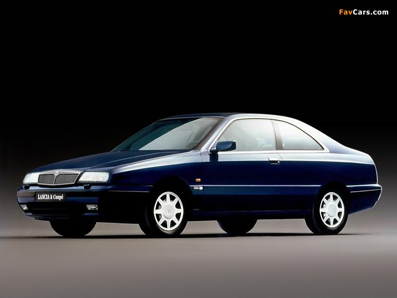 Photos of Lancia k Coupe 1997–2000 (800 x 600)