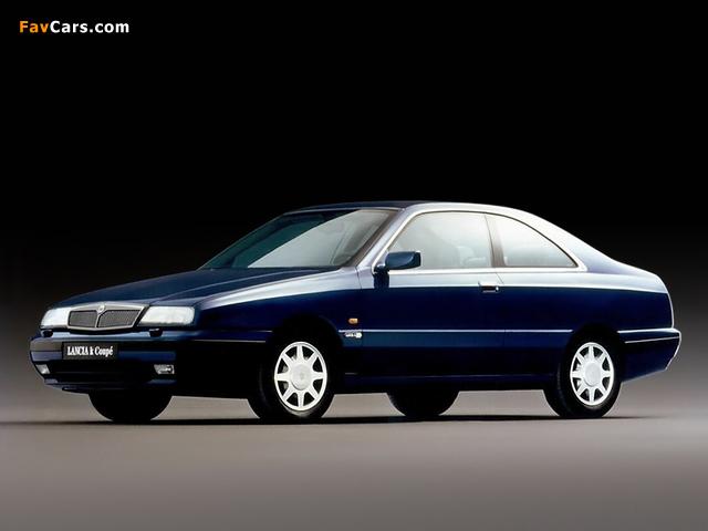 Photos of Lancia k Coupe 1997–2000 (640 x 480)