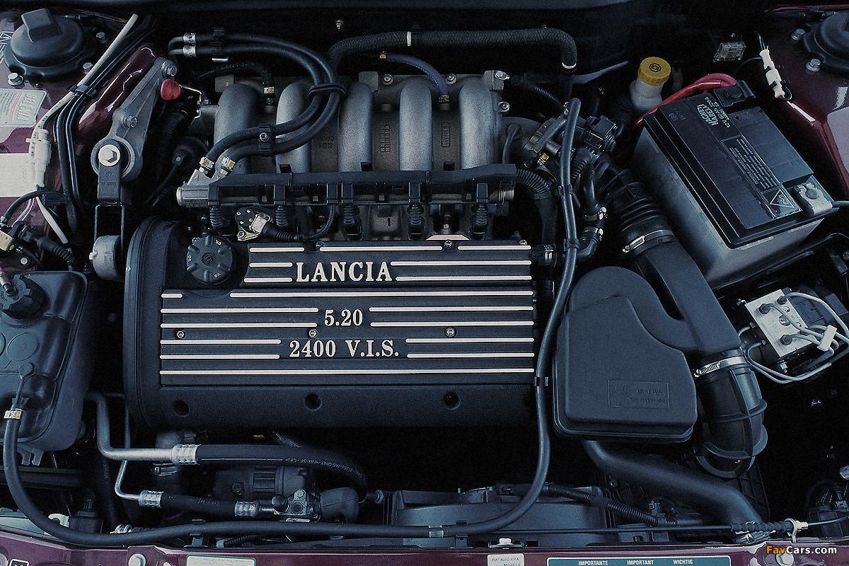 Photos of Lancia k Coupé (838) 1997–1998 (1200 x 800)