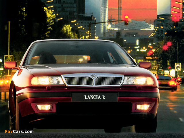Pictures of Lancia k 1994–2000 (640 x 480)