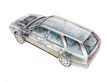 Pictures of Lancia k SW (838) 1998–2000