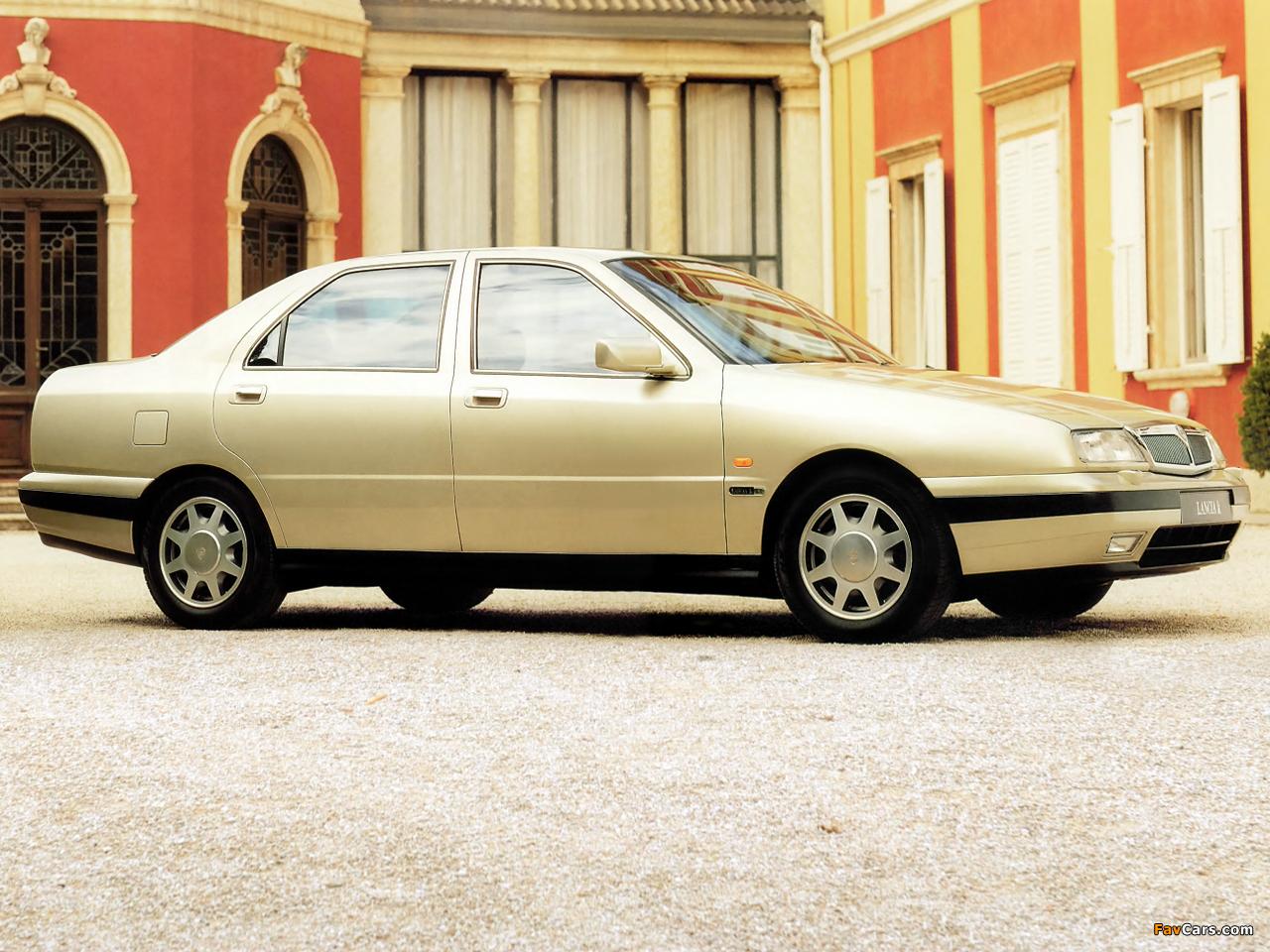 Lancia k 1994–2000 wallpapers (1280 x 960)