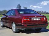 Lancia k Coupé (838) 1997–1998 wallpapers