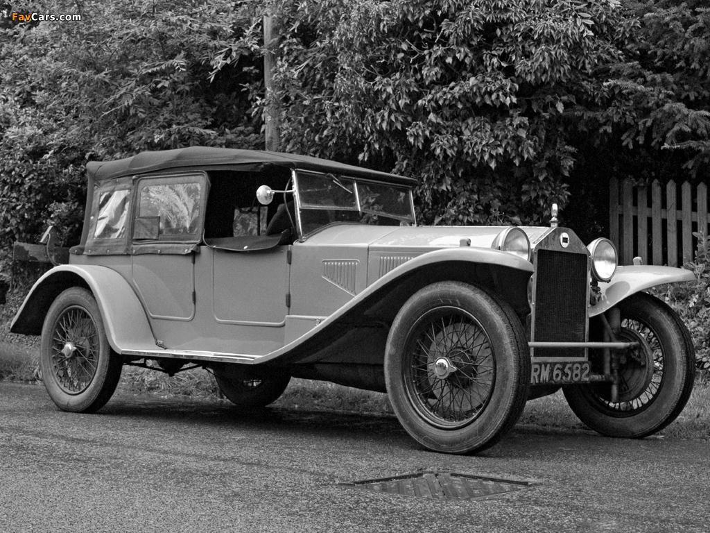 Images of Lancia Lambda Corto (7 serie) 1926–28 (1024 x 768)