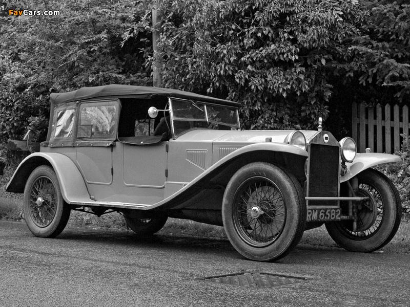 Images of Lancia Lambda Corto (7 serie) 1926–28 (800 x 600)