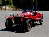 Lancia Lambda MM Zagato Spider 1927 pictures
