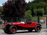 Photos of Lancia Lambda MM Zagato Spider 1927