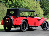 Pictures of Lancia Lambda Corto (7 serie) 1926–28