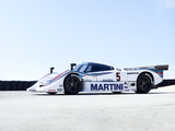 Lancia LC2 Gruppe C 1983–85 wallpapers