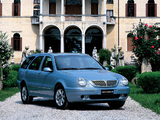 Images of Lancia Lybra SW 1999–2005