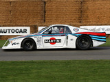 Photos of Lancia Montecarlo Turbo Gruppe 5 1978–81
