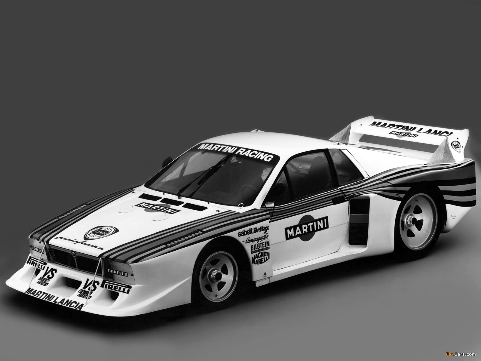 Lancia Montecarlo Turbo Gruppe 5 1978–81 wallpapers (1600 x 1200)