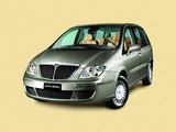 Lancia Phedra 2002–08 pictures