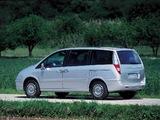 Photos of Lancia Phedra 2002–08