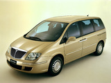 Pictures of Lancia Phedra 2002–08