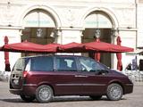 Lancia Phedra 2008–10 wallpapers