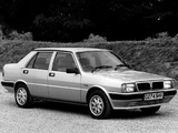 Lancia Prisma UK-spec (831) 1986–89 images