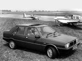 Pictures of Lancia Prisma UK-spec (831) 1983–86