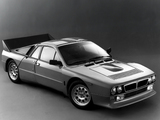 Lancia Rally 037 Stradale Concept 1982 images