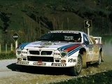 Lancia Rally 037 Gruppe B 1982–83 images