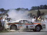 Lancia Rally 037 Gruppe B 1982–83 pictures