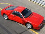 Lancia Rally 037 Stradale 1982–89 photos