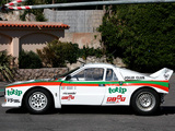 Photos of Lancia Rally 037 Gruppe B 1982–83